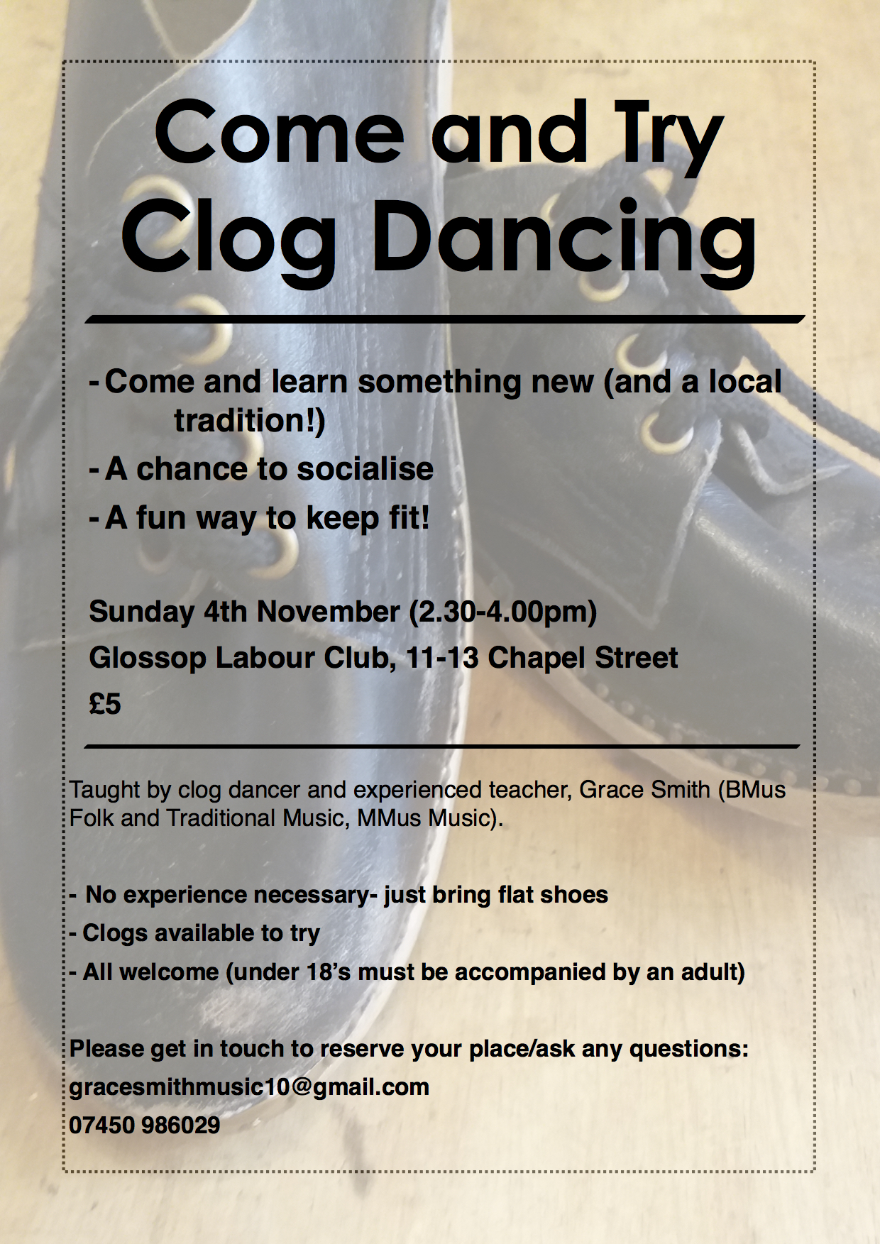 Clog Flyer jpeg